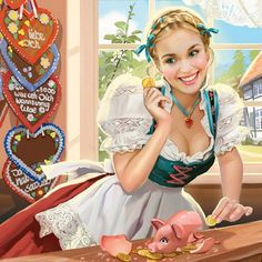 Illustrations By Tatyana Doronina | English Russia
