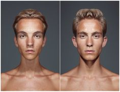How Would You Look If Your Face Was Perfectly Symmetrical? - Enpundit