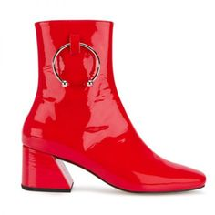 dorateymur nizip boots red leather boots 800