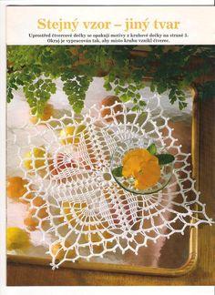 Crochet Books, Crochet Doilies, Crochet Motif Patterns, Bobbin Lace, Chrochet, Needlework, Knitting, Inspiration, Tablecloths