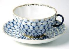 Russian tea cup - I've purchased several sets for a friend