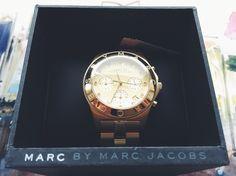 Finally ❤️ @marcjacobs #watch #marcbymarcjacobs