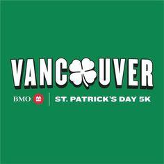 St. Patrick's Day 5k - Vancouver: Stanley Park Pavilion - Vancouver - Sun, 16 Mar 2014