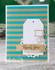 You're So Lovely Project Kit, Stampin' Up!, Cards, Papercrafting - StampinByTheSea.com