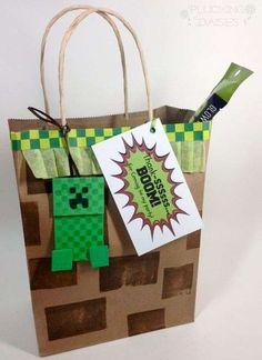 Minecraft Birthday Party Ideas | Photo 1 of 13 | Catch My Party