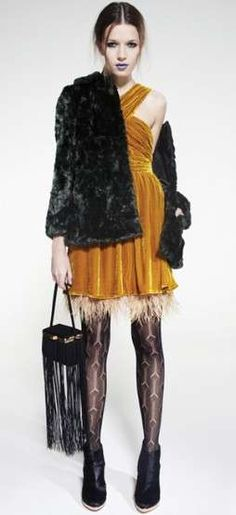 The Topshop Christmas 2011 Collection is a Mix of Rock & Glam #hotfashion trendhunter.com