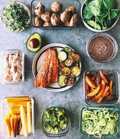 @leefromamerica is redefining #mealprep and we kinda like it-- for me meal prep is meant to act as a foundational plan so that all my meals are set and i dont have to think about it. someone asked me how i stay spontaneous and social if i've meal prepped for the week #greatquestion i normally suggest friends come over and we turn my meal prepped food into tacos stews salads or pasta dishes. cooking at home with friends is an amazing bonding experience that is cost effective and...