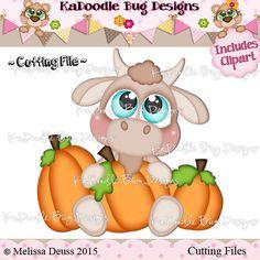 Cutie KaToodles - Pumpkin Billy Goat