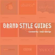 Great roundup of links to various style guides, pattern libraries and design manuals for inspiration