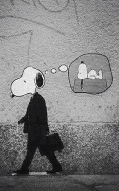 Snoopy Grows Up