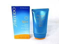 Shiseido Ultimate Sun Protection Cream SPF 50 Wet Force For Face 50ml2oz ** Visit the image link more details.