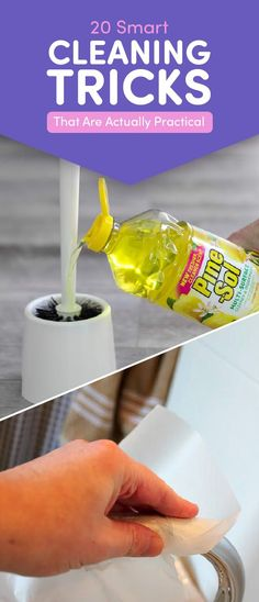 "20 Cleaning Hacks That'll Make You Say, ""Why Didn't I Know About These Sooner?"""