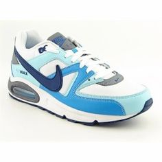 Nike Air Max Command Sneakers Shoes Blue Womens $63.99