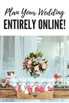 Let's Talk Weddings – Touches For The Big Day That You Can Arrange Entirely Online!