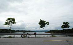 bike on the way Qiandao Lake, Bike, Bicycle, Bicycles