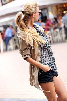 Never say never/ shirt Banggood - http://www.banggood.com/Zanzea-Lady-Casual-Skull-Long-Sleeve-Chiffon-Blouse-p-70402.html  trench coat Banggood - http://www.banggood.com/Zanzea-Long-Sleeve-Lapel-Zipper-Drawstring-Trench-Coat-p-81558.html
