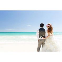 今日は#weddingtbt でしたね♥︎ 皆さんの#weddingphoto 楽しみっ(´-`).。oO  #hawaii#beachphoto#フォトツアー#ヴェラウォン#wedding#ウェディング