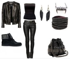 Rock Style Fashion: 27 Outfit ideas and Stylish Combinations