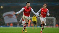 Agen Bola - Arsenal Menemukan Bentuk Permainnannya Saat Kalahkan Dortmund