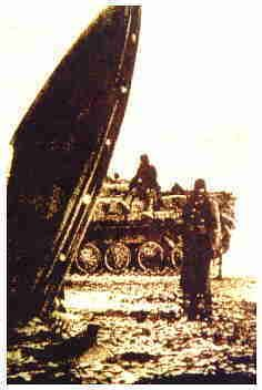 Crashed UFO 1946 Russia