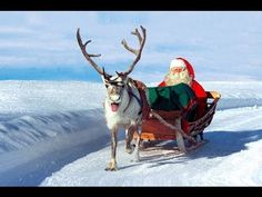 The real Santa Claus from Lapland, Finland, is with his reindeer on the road again to distribute the Christmas gifts to the children all around the world. Santa Claus is also sending his best wishes to all the viewers of Santatelevision and to everybody who loves the Christmas :-) See video and visit sites.