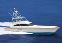 Merritt's Boat and Engine Works-Few builders enjoy the decades-long reputation… Fishing Yachts, Sport Fishing Boats, Fishing Charters, Sport Fisher Yachts, Yatch Boat, Boat Dealer, Charter Boat, Bass Boat, Pompano Beach