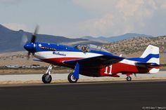 "Reno Air Races 2013 - North American P-51D Mustang ""Miss America""; s/n 44-74536, N991R | Flickr - Photo Sharing!"