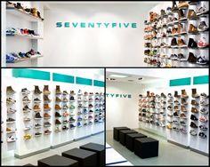 Seventy Five Sneakers Van Woustraat Amsterdam <3