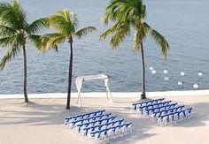 Se marier sur la plage -