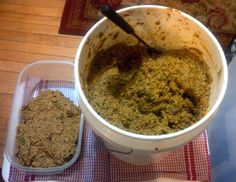 Ottawa Valley Dog Whisperer : Home Made, DIY Dog, Cat Food Recipes - Grain Free for the Health of Your Dog, Cat, Grain in if you Must