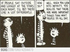 Calvin and Hobbes my favorite carton ever
