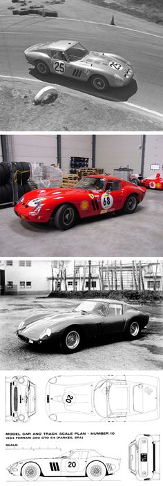 Ferrari 250 GTO (1962 - 1964)