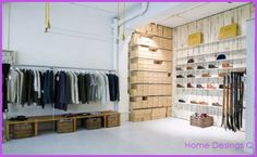 cool Store interior design ideas