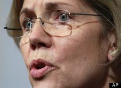 Elizabeth Warren, Ben Bernanke Clash Over 'Too Big To Fail'