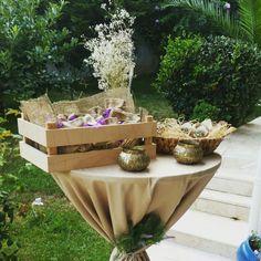 Natural decoration for engagement  #natural #engagement #sack #floral #wedding #decoration #nişan #nişantepsisi
