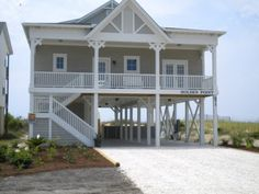 Holden Point | A Pretty NC Beach House - books almost 2 years in advance