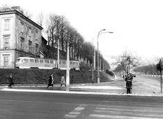 Bratislava, Public Transport, Old Photos, Sidewalk, Street View, Photography, Times, Nostalgia, Transportation