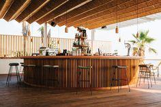 LOT Architects Pazuzu Beach Club in Corfu, Greece                                                                                                                                                                                 More