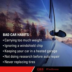 Did you know these habits can actually damage your car in the long run? Share so your friends can learn, too!