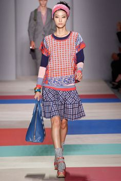 Marc by Marc Jacobs SS13 | #Prints