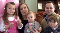 OLDEST DUGAR SAYS THERE IS AN 'AGENDA TO SILENCE PEOPLE OF FAITH' - Josh and Anna Duggar of TLC's '19 Kids and Counting'