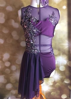 Dance Moms Costumes, Dance Costumes Lyrical, Lyrical Dance, Dance Outfits, Dance Dresses, Skating Dresses, Green Costumes, Trio Costumes, Contemporary Dance Costumes
