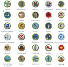 public speaking merit badge