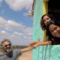 Domingos Montagner em imagens inéditas: veja momentos do ator com Camila Pitanga e Lucy Alves