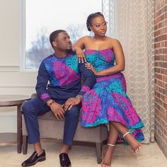 10 Beautiful Traditional Ankara Styles For Couples In 2018 Ghana Fashion, Ankara Fashion, African Fashion Dresses, African Dress, Love Fashion, Ankara Styles For Men, Beautiful Ankara Styles, Couples African Outfits, Matching Couple Outfits