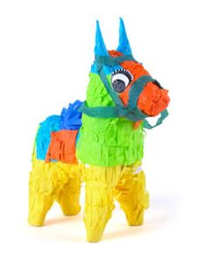 A traditional pinata is always a good bet.