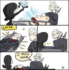 The Witcher 3, doodles 35 by Ayej on DeviantArt