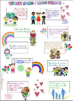 Rebus per bambini con suggerimenti e soluzione da for Maestra gemma diritti dei bambini