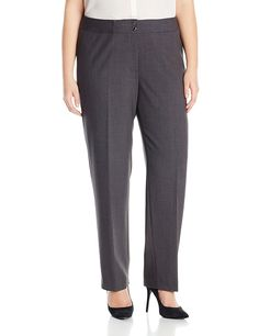 Calvin Klein Women's Plus-Size Pant -- This is an Amazon Affiliate link. Want to know more, click on the image.