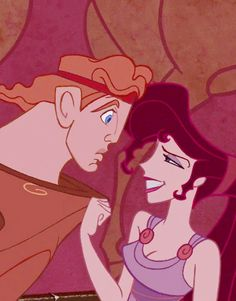 """ Come on! Out the window, around the dumb bells, you lift up the back wall and we're gone!"" Hercules Meg from Disney's ""Hercules"""